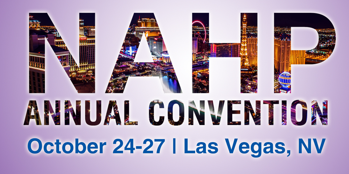 2018 NAHP Annual Convention